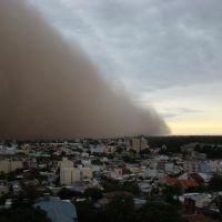 Tormenta de tierra, Байя-Бланка