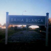 Cayendo la tarde. (Bahia Blanca, Buenos Aires), Байя-Бланка