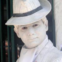 """""""Estatuas vivientes"""" - San Telmo, Буэнос-Айрес"""