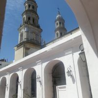 Iglesia de San Telmo vista desde Penitenciaría, Буэнос-Айрес