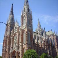 """Catedral, desde el """"pulpito"""", Ла-Плата"""