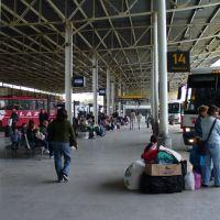 terminal de ómnibus, Ла-Плата