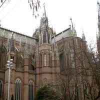 Catedral con las torres blancas, Ла-Плата