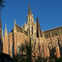 Una obra de arte. Catedral de La Plata, Ла-Плата