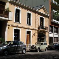 Lo historico y lo moderno conviven en armonia, Ла-Плата