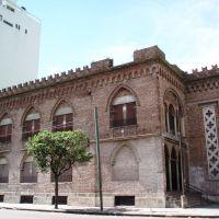 Influencias medievales atras de San Ponciano, Ла-Плата