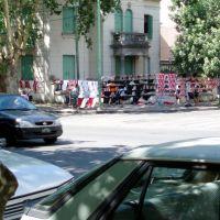 Diagonal banderas & camisetas, Ла-Плата