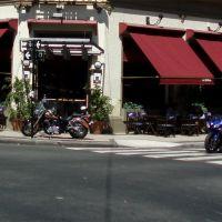 Mira esa moto, Ла-Плата