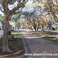 Mercedes - Plaza (www.alepolvorines.com.ar), Мерседес