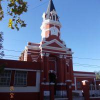Mercedes - Iglesia San Luis Gonzaga (www.alepolvorines.com.ar), Мерседес