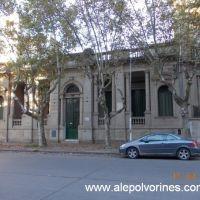 Mercedes - Biblioteca Sarmiento (www.alepolvorines.com.ar), Мерседес