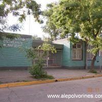 Mercedes - Escuela Almafuerte (www.alepolvorines.com.ar), Мерседес