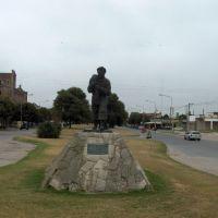 Monumento Al Pescador, Некочеа