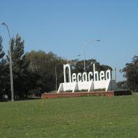 Entrada a Necochea, Некочеа