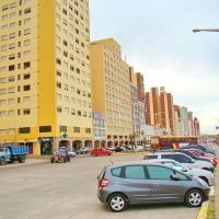 Necochea (Bs.As.) - Edificios modernos sobre la Av.2 (Costanera) - ecm, Некочеа