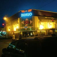 Necochea (Bs.As.) - Bingo Golden Palace en calles 64 esq 61 - ecm, Некочеа