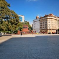 Buenos Aires -Plaza Gral.San Martin, Олаварриа