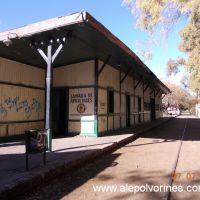 Estacion Punta Alta (www.alepolvorines.com.ar), Пунта-Альта