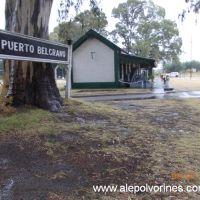 Estacion Puerto Belgrano (www.alepolvorines.com.ar), Пунта-Альта
