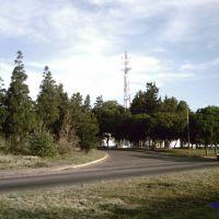 colon frente al cementerio, Пунта-Альта