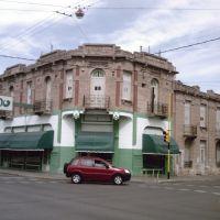 irigoyen y roca, Пунта-Альта