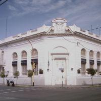 banco nacion,humberto y rivadavia, Пунта-Альта