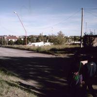 calle bouchard a la altura del parque, Пунта-Альта