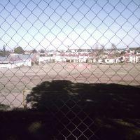 la ciudad desde calle 12 de mayo, Пунта-Альта