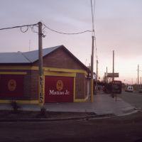 av passo y puerto deseado, Пунта-Альта