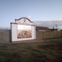 plaza del bicentenario, Пунта-Альта