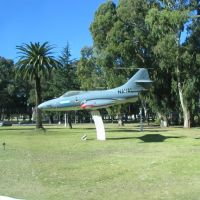 Gruman Panther en la Base Naval Puerto Belgrano, Пунта-Альта