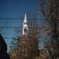 la iglesia desde calle mitre al 500, Пунта-Альта