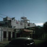el com desde passo, Пунта-Альта