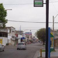 calle humberto y rosales, Пунта-Альта