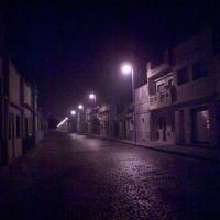 Humo de noche en Lavalle al 200, Сан-Николас