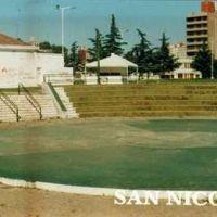 anfiteag, Сан-Николас
