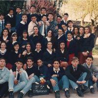 3º 5º año 93 ENET Nº1, Сан-Николас