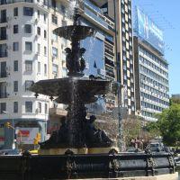 Fuentes en la ciudad de Buenos Aires, Тандил