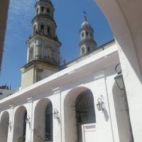 Iglesia de San Telmo vista desde Penitenciaría, Тандил
