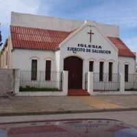 IGLESIA DEL EJERCITO DE SALVACIÓN, Трес-Арройос