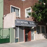 Secretaría de Producción, Трес-Арройос
