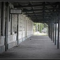 Estacion del Ferrocarril - Tres Arroyos Pcia de Bs As, Трес-Арройос