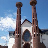 Iglesia de Lujan, Трес-Арройос
