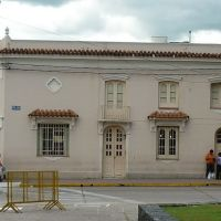Banco en Alta Gracia, Альта-Грасия