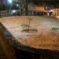 Nieve en Alta Gracia, Альта-Грасия