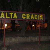 Nomenclador Alta Gracia, Альта-Грасия