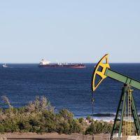 Caleta Córdova pozo y buque petrolero, Вилла-Мариа
