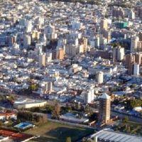 aerea del microcentro, Рио-Куарто