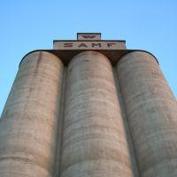 grandes silos, Рио-Куарто