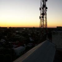 antenas de telecom, Гойя